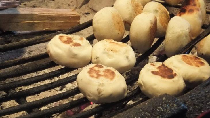 "Ogawa Village, ""Oyaki"" soul food for Nagano people"