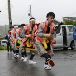 "Okura Village, ""Taue-Odori""(Dance wishing rice crop)"