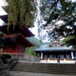 """Hayakawa town, """"Town of nostalgia and faith belief"""""""