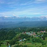 """Ogawa village , """"The most beautiful North Alps is from here!"""""""